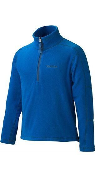 Marmot Boy's Rocklin 1/2 Zip Peak Blue